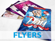 Cheap priced a5 flyers and a6 flyers