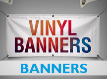 cheap priced banners