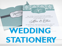 cheap priced wedding stationery
