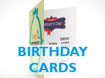 cheap priced birthday cards